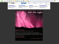into the night :: pink version